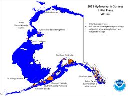 Barrow Alaska Map by February 2013 Noaa Coast Survey