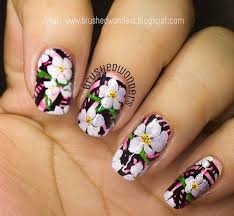 29 best flower nails images on pinterest flower nails artworks