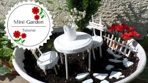 diy miniature garden balcony garden ideas by fluffy hedgehog