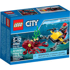 lego volkswagen mini lego city deep sea scuba shooter with mini figure 42 pcs nib ages