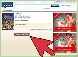 membuat website film online how to add subtitles to a movie 11 steps with pictures