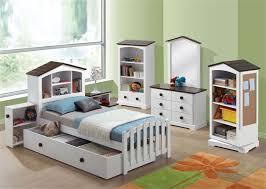 Trundle Bed With Bookcase Headboard Canoe Furniture Children U0027s Furniture