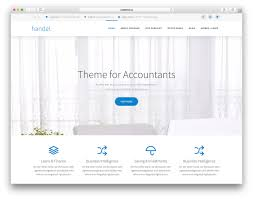 resume templates accountant 2016 movie message islam logo quran 20 best financial company wordpress themes 2018 colorlib