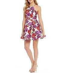 floral juniors u0027 dresses dillards