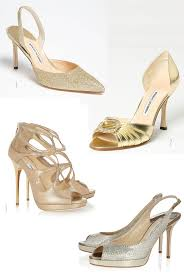 gold shoes for wedding gold and glitter wedding shoes chic