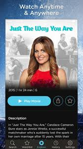 hallmark movies now on the app store