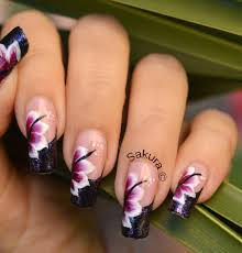 one stroke nail art technique choice image nail art designs