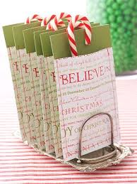 christmas table favors to make crafts for a beautiful christmas table candy canes scrapbook