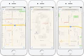 Iphone Maps Not Working Apple Maps Tip Zooming Without Pinching