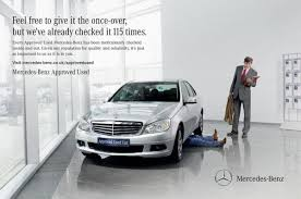 mercedes used vehicles mercedes mercedes mercedes used cars print ad