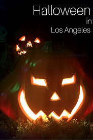 our los angeles halloween must do u0027s no back home