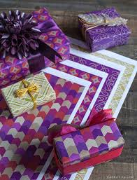 purple gift wrap printable plum gold gift wrap