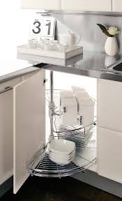 kitchen corner cupboard storage solutions uk i521 series half circle carousel with soft pull out