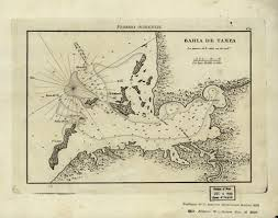 historic maps of florida historical map of ta bay fl 1809