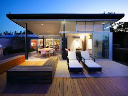 Contemporary Homes Designs Nice Contemporary Home Design With Sleek And Classy House Plans