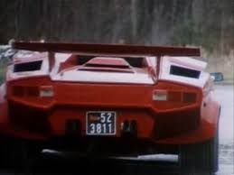 cars movie lamborghini imcdb org lamborghini countach replica in