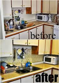 temporary kitchen backsplash 5 diy stainless steel kitchen makeovers on the cheap do it