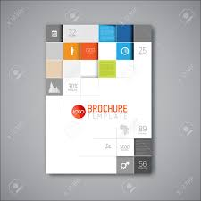 Catalogue Cover Page Design Templates by Modern Vector Abstract Brochure Book Flyer Design Template