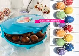 cake pop maker 9 99 reg 20 cake pop maker free store today only