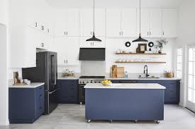 ikea navy blue kitchen cabinets 10 clever ikea kitchen design ideas