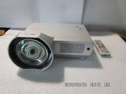 promethean prm 20av1 s projector with remote control and lamp