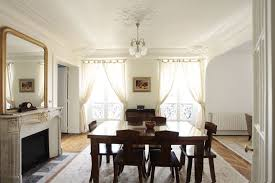 Apartment Dining Room Perfectly Paris Vacation Apartments Tranquility In The Eighth