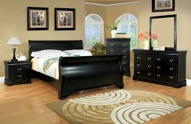 Black Queen Bedroom Sets 6 Pc Queen Bedroom Set Modernmist Limited