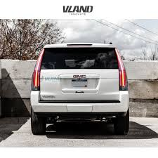 cadillac escalade tail lights escalade style led tail lights rear lamp fit for 2015 2016 2017