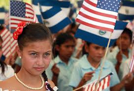 Salvadoran Flag U S Government Ties El Salvador Usd 277 M Aid Package To