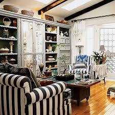 Living Room Built In Living Designer Tricks For Small Spaces Coastal Living