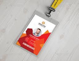 10 free employee id card design templates u0026 mockups utemplates