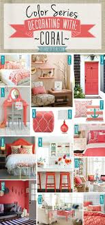 Best  Coral Bedroom Ideas On Pinterest Coral Bedroom Decor - Bedroom decorating colors ideas