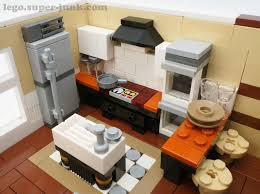 lego kitchen the book lovers house residence above the german toy shop