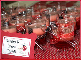 ladybug baby shower favors photo ladybug baby shower decorations image
