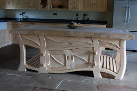 bespoke kitchen island kitchens sculptural kitchens handmade kitchens real bespoke