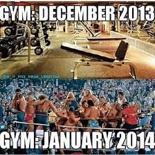New Years Gym Meme - gym memes and new years comparing the gym to the wwf royal rumble