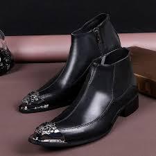 zipper boots s side zipper s boots lanshitina trend ankle boots