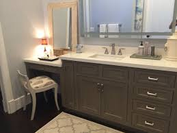 Bathroom Vanity Grey by Gray Painted Bathroom Vanity Waterview Kitchens Fieldhouse Grey