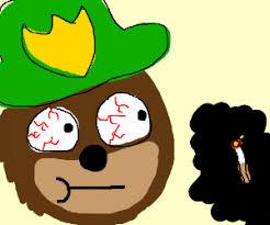 Smokey The Bear Meme Generator - smokey bear smoking weed best bear 2017