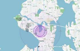 Seattle Area Code Map by Where Not To Fly A Drone In Seattle U2013 The Official Hivemapper Blog