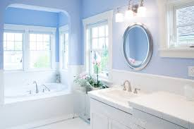 Blue Bathroom - Blue bathroom design
