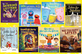 Here Are 8 New Children S Books For Hanukkah Jewish Telegraphic Children S Books About Colors