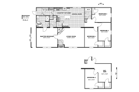 manufactured home floor plan clayton cowboy house kelsey bass