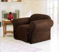 brown chair covers covers for armchairs foter