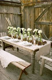 Patio Table Decor 57 Best Table Settings Images On Pinterest Marriage Buffet