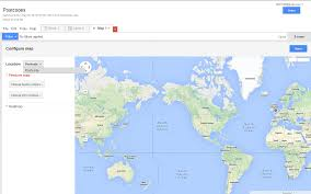 Google Maps Africa by Creating Google Maps From Postcode Data Lisa In The Health Library
