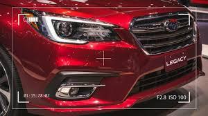 red subaru legacy 2017 wooow 2018 subaru legacy 2017 chicago auto show youtube