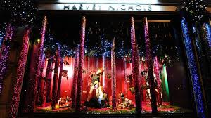 enchanted forest christmas lights harvey nichols the enchanted forest christmas window displays 2014