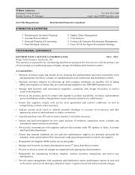 Resume For Food Service Job by Distribution Finacial Advisor Resume For Malaysia