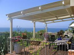 Roof Patio by Solara Adjustable Patio Covers